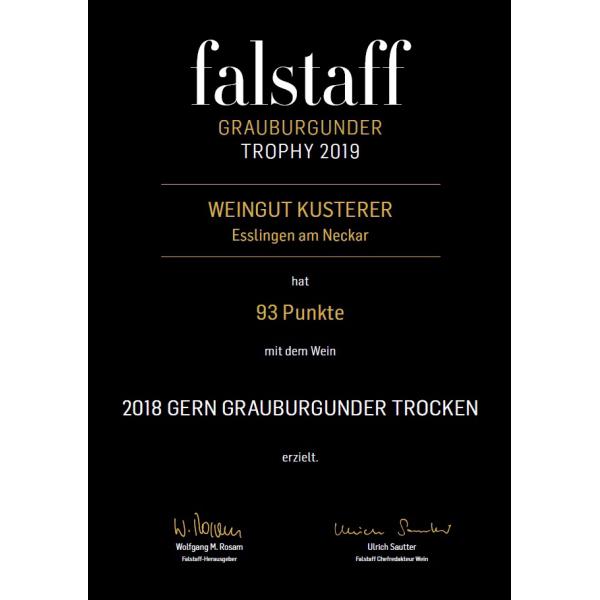 falstaff Grauburgunder 2019